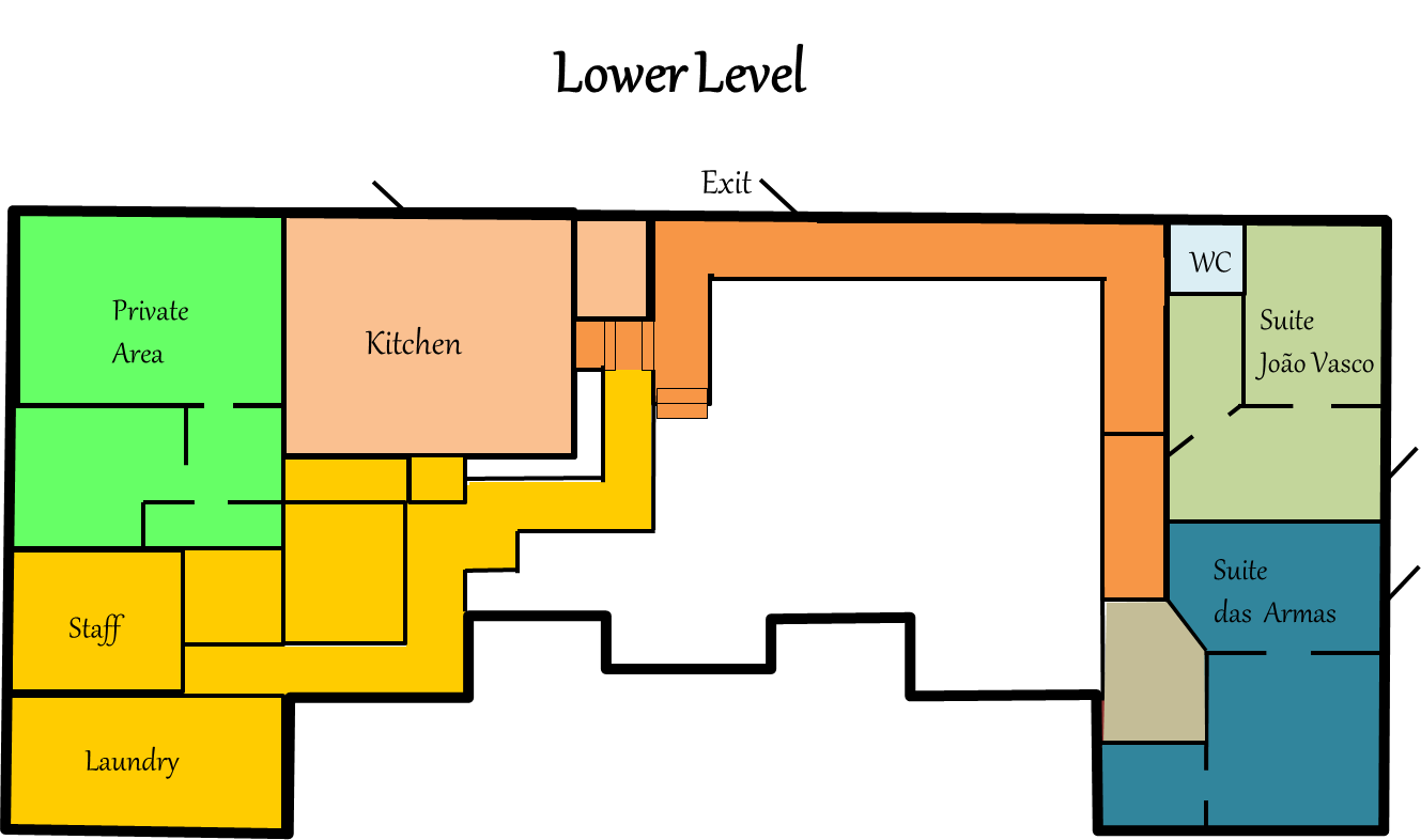 Lower Level Plans