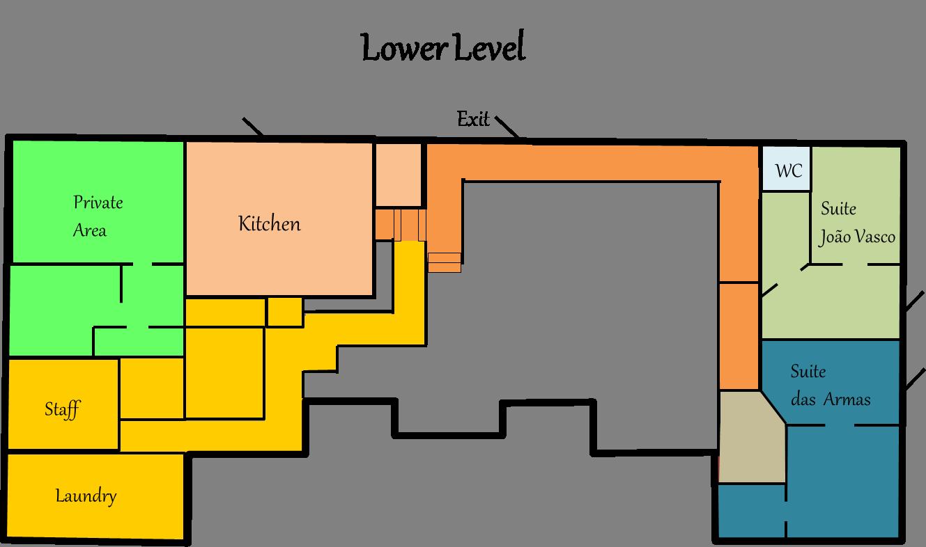 Lower Level Plans
